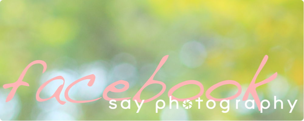 say photography facebookページへ